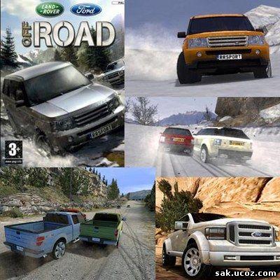 بازی فوق العاده جذاب Ford Racing: Off Road